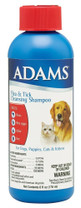 Adams Flea & Tick Cleansing Shampoo 6oz