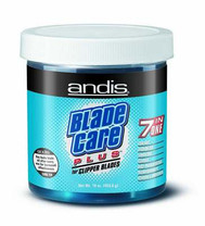 Andis Blade Care Plus 1# dipping jar to clean, lubricate and cool clipper blades