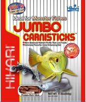 Hikari Jumbo Carnisticks Floating Monster Carnivore Stick 17.6oz