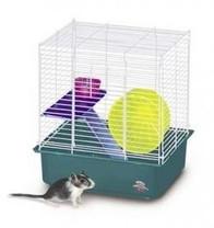 Super Pet Deluxe My First Home Hamster Habita 2-Storyt 4pk