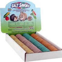Super Pet Salt Savors Counter Display 48pc