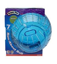 Super Pet Run-About Ball Dazzle 7in Diameter