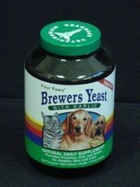 Four Paws Brewers Yeast Tablets with Garlic 125ct