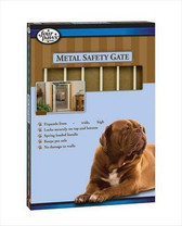 Four Paws 456388 So4 Metal Walk Thru Gate 30H