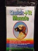 Four Paws Quick Fit Muzzle Size 5X-Large