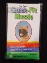 Four Paws Quick Fit Cat Muzzle Medium