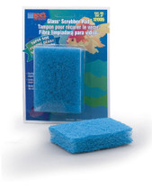Lee's Scrubber Pad Super Size Coarse Glass 3in x 4in