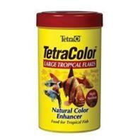 Tetra TetraColor Tropical Flakes 7.06oz