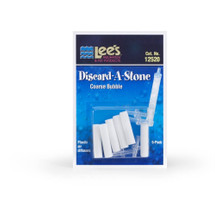 Lee's Discard-A-Stone Coarse 6pc