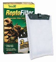 Tetra ReptoFilter Cartridges 3pk