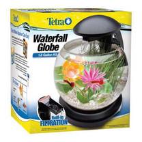 Tetra Waterfall Globe Aquarium 1.8gal