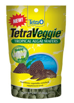 Tetra TetraVeggie Algae Wafers Pouch Bag 3.03oz