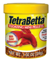 Tetra Betta Pellets 1.02oz