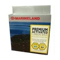 Marineland Activated Carbon Bags C-Series Canister Filters Rite-Size S T 2pk
