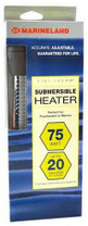 Marineland Visi-Therm Submersible Heater 75W