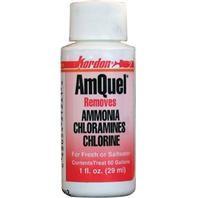 Kordon AmQuel Instant Water Detoxifier & Ammonia Controller 1oz