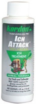Kordon Ich Attack 100% Natural Ich Treatment 4oz
