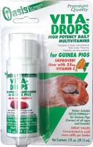 Oasis Vita-Drops for Guinea Pigs 2oz