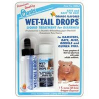 Oasis Wet-Tail Drops diarrhea treatment 1oz