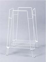 Prevue Pet Products Clean Life Cage Stand White