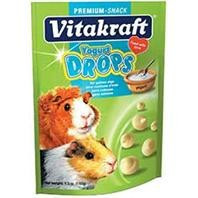 Vitakraft Guinea Pig Yogurt Drops 5.3oz