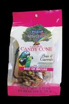 Vitakraft Vita Verde Candy Cones Peas & Carrot 1oz