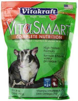 Vitakraft Vita Smart Sugar Glider Food