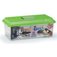 Lee's Reptile Ranch Rectangle with Lid Small