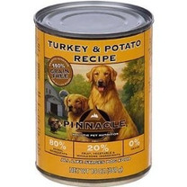 Breeder's Choice Pinnacle Canine Turkey & Potato 13oz