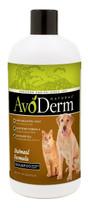 Breeder's Choice AvoDerm Natural Oatmeal Shampoo 16oz