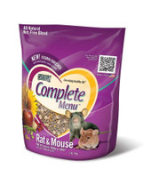 CareFRESH Complete Menu Rat Mouse Food 2lb