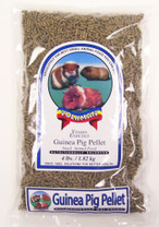 Volkman Small Animal Guinea Pig Pellets 4lb