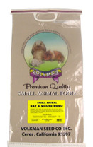 Volkman Small Animal Rat & Mouse Menu 20lb