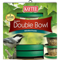 Kaytee Songbird Double Bowl Feeder