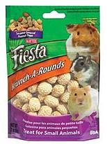 Kaytee Fiesta Krunch Arounds Small Animial Peanuts 3oz