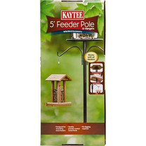Kaytee Feeder Pole & Hangers 5ft