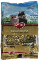 Kaytee Complete Hamster/Gerbil Food, 2-Pound