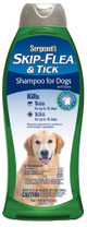 Sergeants Skip-Flea & Tick Shampoo Dog Clean Cotton 18oz