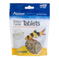 Aqueon Bottom Feeder Tablets Resealable Pouch 3oz