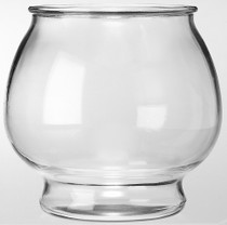 Anchor Hocking Footed Glass Round Fish Bowl 1gal