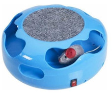 Ethical Products Spot Mouse Chase Electronic Cat Toy With Led Light Assorted
