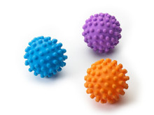 Ethical Products Spot Giant Ball Plain Tips Loud Assorted 5in