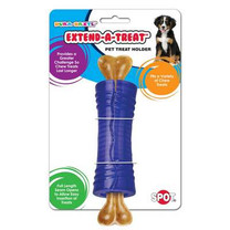 Ethical Pet Dura-Brite Extend-A-Treat Dog Treat Holder, 5-Inch