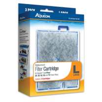 Aqueon Replacement Filter Cartridge Large 3pk