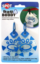 Ethical Products Spot in The Bag-Bag Buddy Hands Free Bag Tote Assorted 2pk