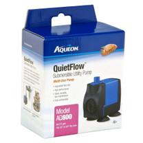 Aqueon QuietFlow Submersible Utility Pump 800 211gph
