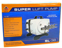 Coralife Pump High Pressure Air Pump Luft Pump Sl38