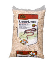 Zilla Bedding Lizard Litter 4qt