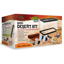 Zilla 10 Desert Starter Kit 10gal 10x20x12