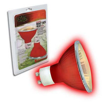 Zilla Halogen Night Red Heat Bulb 50W